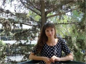 Άννα: απόφοιτη ψυχολογίας, εθελόντρια στο κέντρο ΠΟΡΕΙΑ